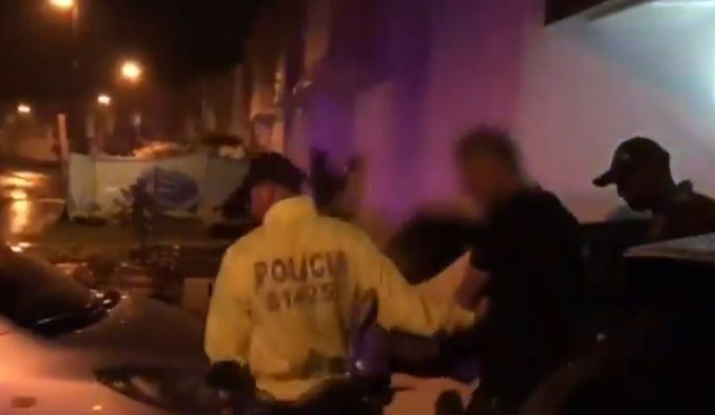 """Policía capturó a """"Gokú"""", uno de los más buscados de Cali"""