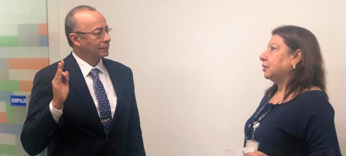 Juan Carlos Echeverri asume funciones de presidente de Metro Cali