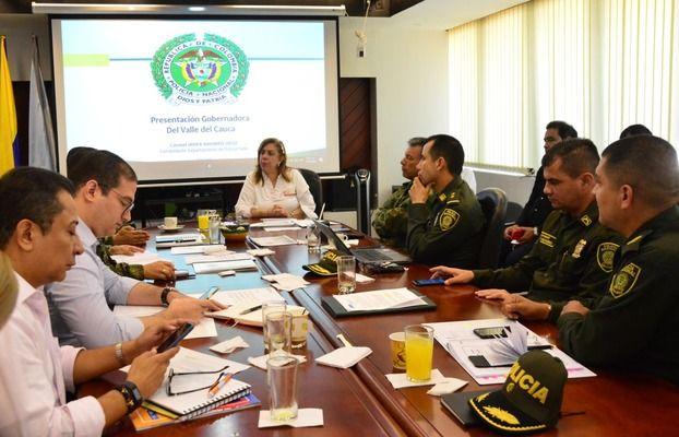 Más de dos mil hombres fortalecen la Fuerza Pública del Valle