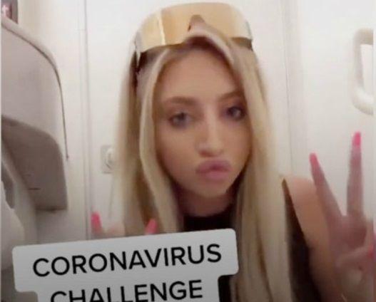 Desafío: #CoronavirusChallenge tomó las redes
