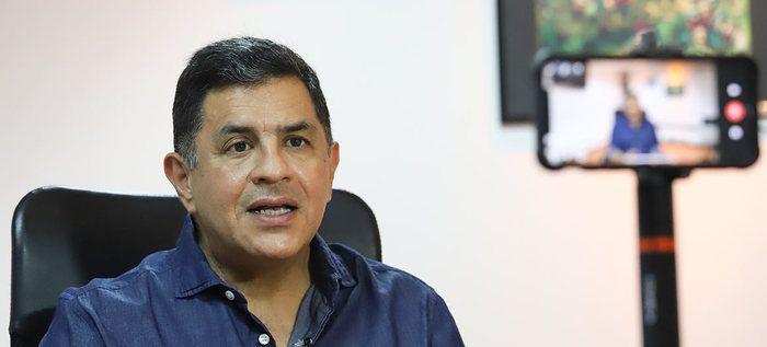 Ospina: Le hablamos al alma del pueblo de Cali, no salga de su casa