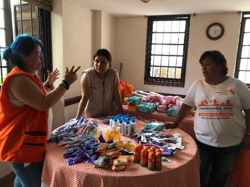 Familias migrantes en Cali reciben atención prioritaria