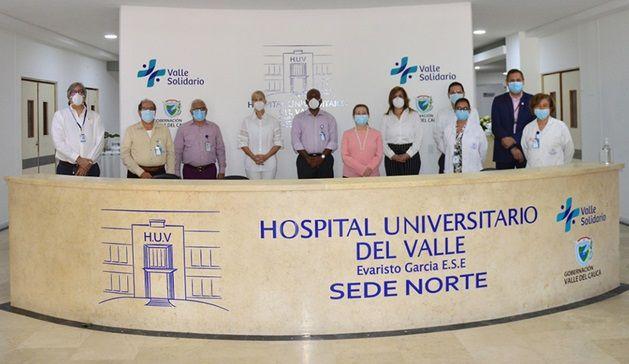 "Clínica ""Valle Solidario"" lista para atender a pacientes con Covid-19"
