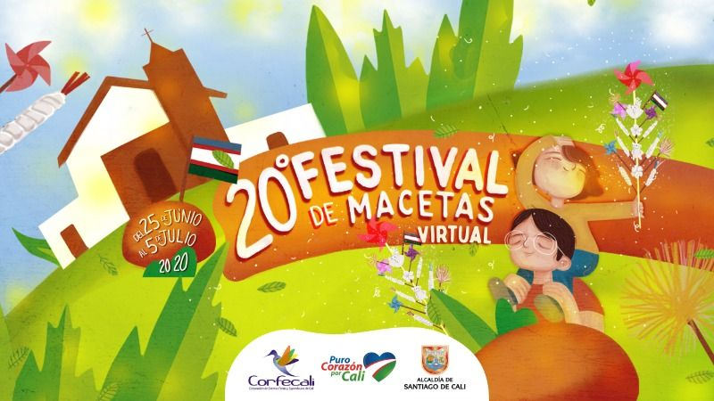 Balance positivo deja el Festival de Macetas