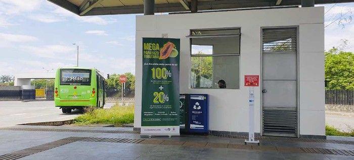 Hacienda dispondrá punto de liquidación y recaudo en estación del MIO