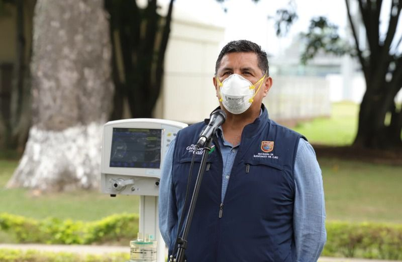 """No se descarta una cuarentena sectorizada en Cali para frenar el """"tsunami delcovid-19"""""""