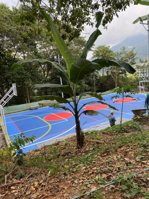 Nueva sede educativa para los niños de Pichindé