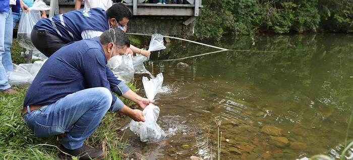 Ecoparque Lago de Las Garzas muestra espacios renovados