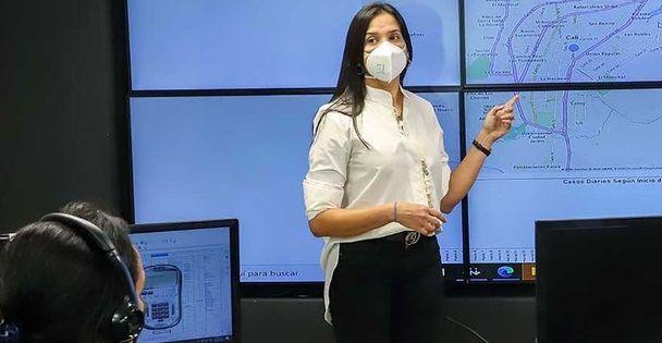 La velocidad de transmisión del virus se acelera en Cali