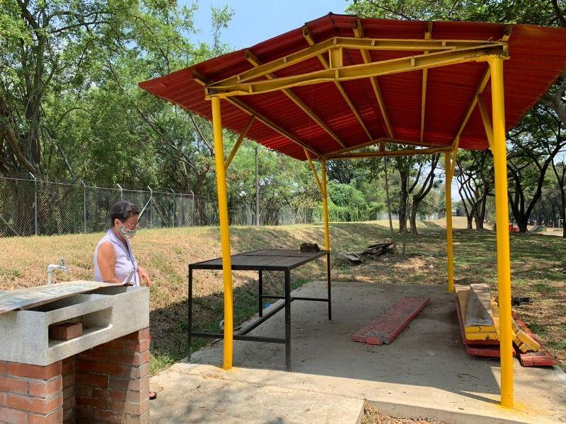 Vecinos satisfechos con obras de reforzamiento y realce del Jarillón