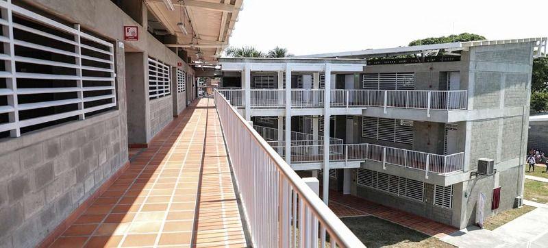 "Inaugurada sede educativa ""Progresando Juntos"""