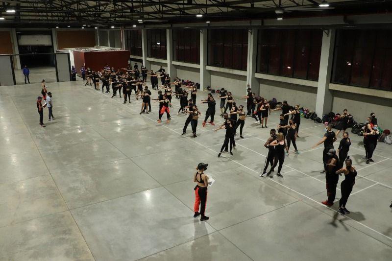 Talentos locales comenzaron los ensayos del Salsódromo