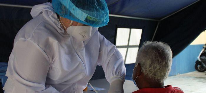 Comenzó capacitación de 1.200 vacunadores contra el Covid-19