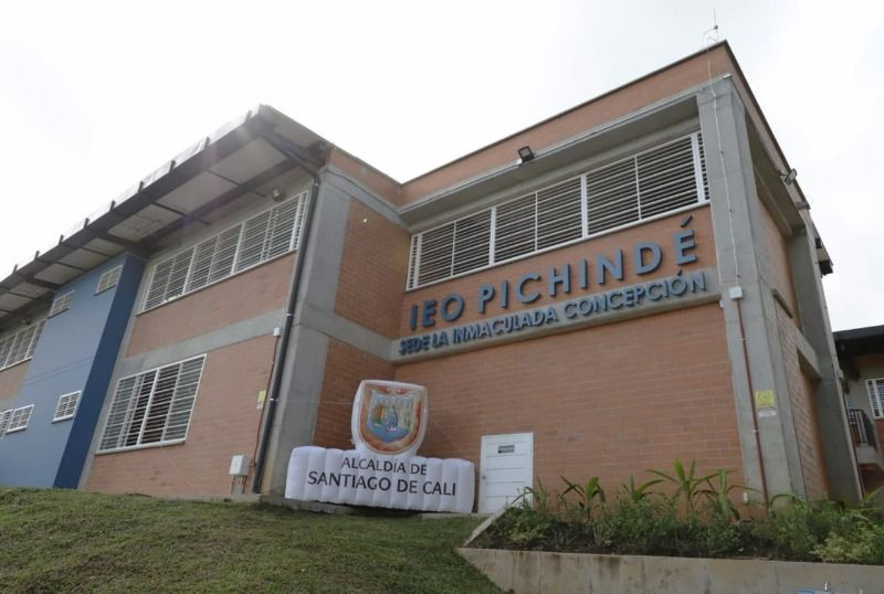 La Inmaculada Concepción es una realidad en Pichindé