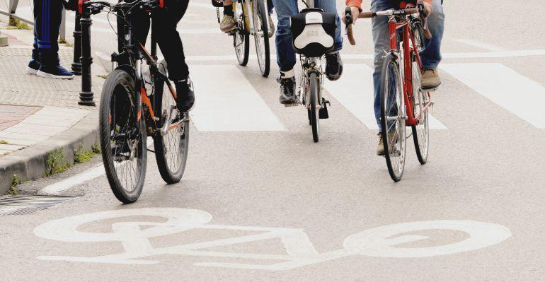Colectivos ciclistas invitan a una marcha sobre ruedas por la vida