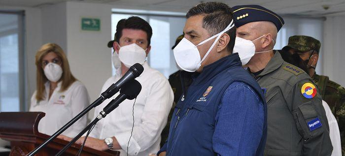 Alcalde Jorge Ospina clama por gran Acuerdo Nacional