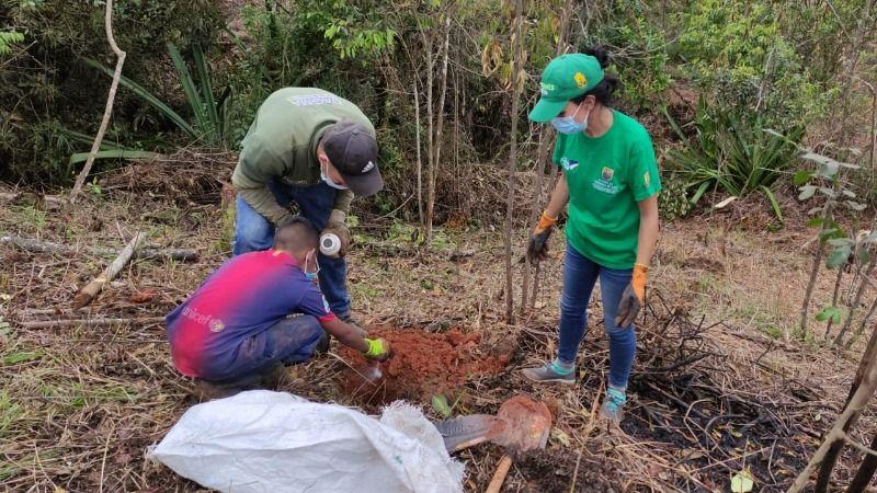 Inició recuperación ambiental del predio La Olga
