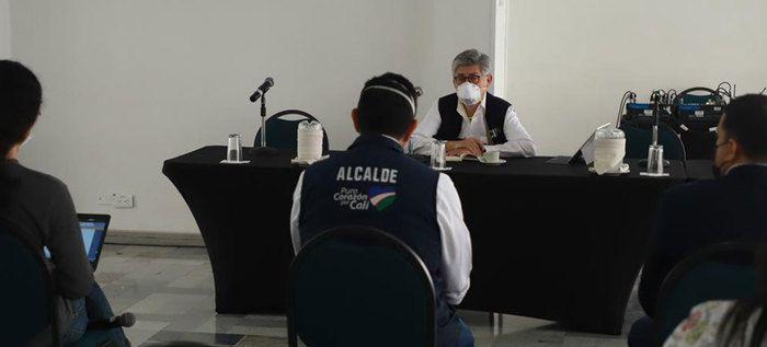 CIDH visita a Cali para atender denuncias a raíz del paro nacional
