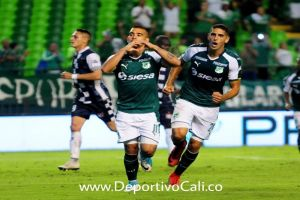 Deportivo Cali goleó al Boyacá en la tercera fecha de la Liga Águila