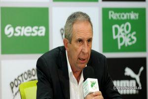 """Gerardo Pelusso: """"Deportivo Cali presionó y no dejó salir al rival"""""""