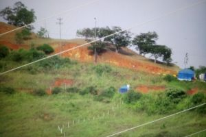 Autoridades neutralizaron intento de invasión en el cerro Cristo Rey