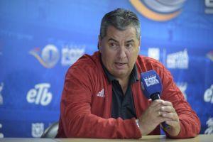 Jorge Da Silva: No era el partido que esperábamos pero falta la vuelta en Cali