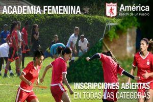 Academia Femenina del América de Cali ya tiene inscripciones abiertas
