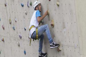 Unidad Deportiva Alberto Galindo recibirá la adrenalina del BMX y la escalada