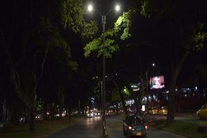 Para el 2020 el alumbrado público podría ser sustituido por tecnología LED en toda la ciudad