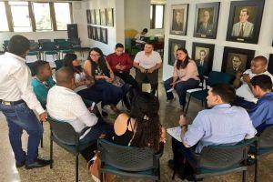 Jóvenes del Valle se suman a la lucha anticorrupción en las Américas