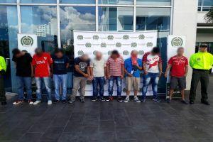 Detenidos 10 sujetos por delitos sexuales contra menores de edad