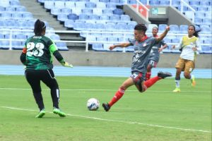 América de Cali Femenino goleó al Atlético F.C en el Pascual Guerrero