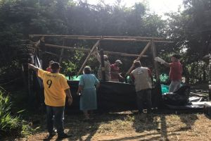 Desalojan intento de invasión en vía férrea Cali-Jamundí