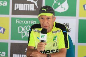 Gerardo Pelusso: el hincha puede estar satisfecho que se está entregando todo por el equipo