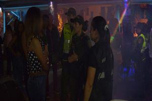 Plan fortaleza inmovilizó 25 motos y un carro en la Comuna 21 este fin de semana