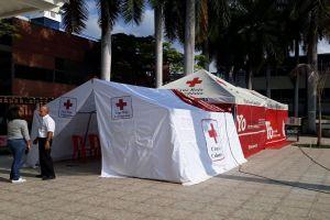 Cruz Roja activará plan de contingencia durante todo el fin de semana de elecciones
