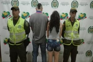 Capturadas 2 personas por herir a un funcionario policial