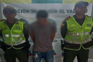 Detenido sujeto que acababa de cometer un homicidio en el barrio Mojica