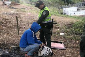En operativo con el Dagma frustraron invasión en Río Meléndez