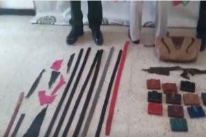Grupo de Protección Ambiental decomisó 49 piezas hechas con pieles de animales exóticos