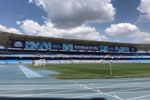 Estadio Pascual Guerrero de Cali estrenó nueva imagen