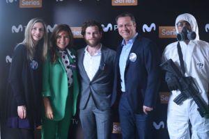 """Movistar Series llegó a Colombia con el estreno de """"La Zona"""""""