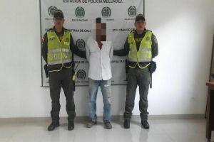 Capturado en barrio Meléndez hombre acusado por acto sexual con menor de edad
