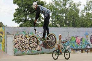 Comuna 5 de Cali vivió la adrenalina del BMX