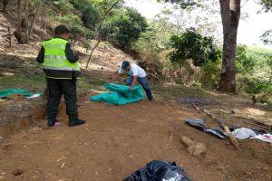 Nuevo intento de invasión en reserva del Río Meléndez fue frustrado este domingo