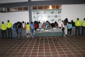 Capturados 18 integrantes de la banda Los Roca por tráfico de drogas