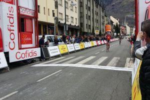 Gloria caleña: Járlinson Pantano conquistó la quinta etapa de la Vuelta a Cataluña