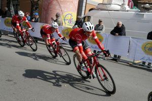 Jarlinson Pantano triunfó en quinta etapa de la Vuelta Ciclista a Cataluña