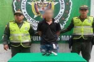 Capturado hombre solicitado por delito de homicidio en barrio Manuela Beltrán