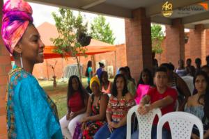 Cynthia Montaño: talento urbano con sentido social